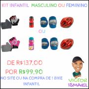 KIT INFANTIL MASCULINO OU FEMININO