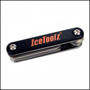 CHAVE ALLEN CANIVETE ICETOOLZ 9PC